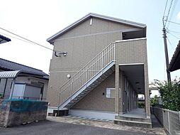 コンフォ−ル津福[203号室]の外観