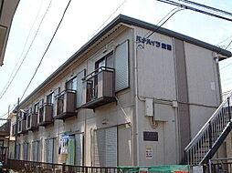 パナハイツ秋田[106号室]の外観