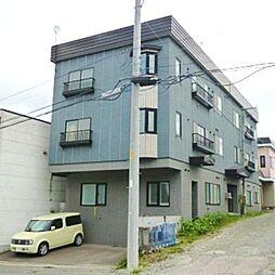 コーポササキ[1階]の外観