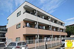 千葉県船橋市行田町の賃貸マンションの外観