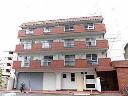 ニュー山田マンション[2階]の外観