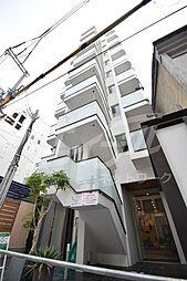 大阪府大阪市中央区鎗屋町1丁目の賃貸マンションの外観