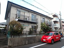 南桜塚コーポ[2階]の外観