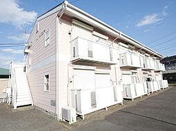 神奈川県平塚市大神の賃貸マンションの外観