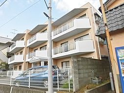 神奈川県藤沢市長後の賃貸マンションの外観