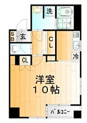 SHANGRI−LA1[2階]の間取り