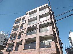 プリンスコート[4階]の外観
