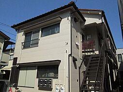 コーポ東大和田[2階]の外観