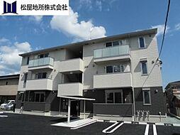 レセンテ上野 A[3階]の外観