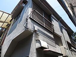 カルム上高井戸[102号室]の外観