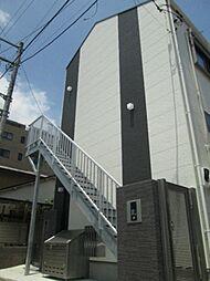 リバーチェ横浜東蒔田[1階]の外観