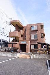 埼玉県三郷市彦音2丁目の賃貸マンションの外観