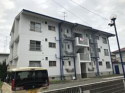 兵庫県加古川市加古川町西河原の賃貸マンションの外観