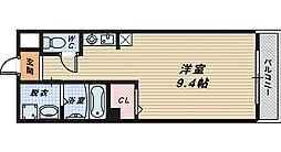 セリオ蔵前[2階]の間取り