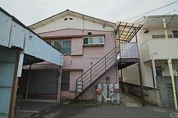 東京都江戸川区江戸川1丁目の賃貸アパートの外観