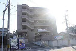 愛知県岡崎市真伝町字抱六岩の賃貸マンションの外観