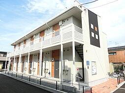 JR常磐線 北松戸駅 徒歩15分の賃貸アパート