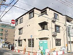大阪府大阪市西淀川区柏里3丁目の賃貸アパートの外観