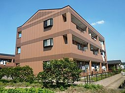 愛知県岡崎市土井町字藤ノ木乙の賃貸マンションの外観