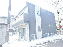 神奈川県相模原市中央区すすきの町の賃貸アパートの外観