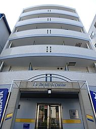 大阪府大阪市福島区大開3丁目の賃貸マンションの外観