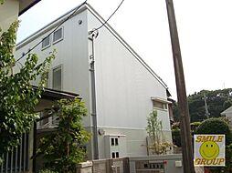 [テラスハウス] 千葉県市川市真間5丁目 の賃貸【/】の外観