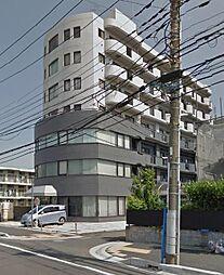 神奈川県海老名市上郷の賃貸マンションの外観