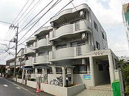 神奈川県大和市南林間7丁目の賃貸マンションの外観