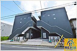 千葉県千葉市中央区亀岡町の賃貸アパートの外観