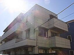 サンスクエアTSURUMI[2階]の外観