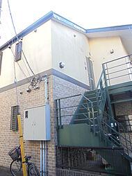 神奈川県横浜市港南区港南中央通の賃貸アパートの外観