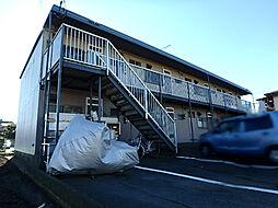 栃木県小山市駅南町4丁目の賃貸アパートの外観