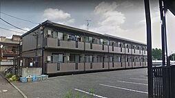 東京都西東京市芝久保町3の賃貸アパートの外観