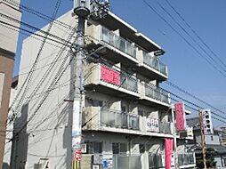寿マンション[4階]の外観