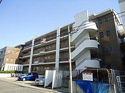 愛知県名古屋市名東区香流2丁目の賃貸マンションの外観