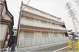 千葉県千葉市花見川区幕張本郷4丁目の賃貸マンションの外観