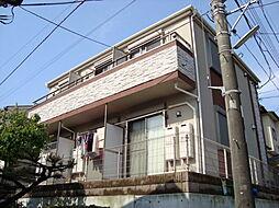 ウインズ鎌谷町[104号室]の外観