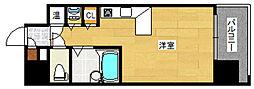 モントーレ天神[6階]の間取り