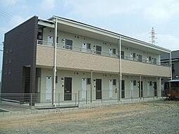 愛知県刈谷市東境町住吉の賃貸アパートの外観