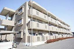 栃木県小山市東城南1丁目の賃貸マンションの外観