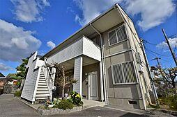 大阪府松原市新堂1丁目の賃貸アパートの外観