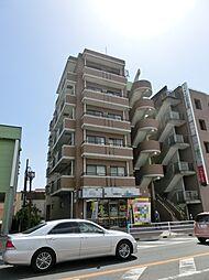 千葉県大網白里市みやこ野1丁目の賃貸マンションの外観