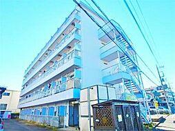 東京都八王子市堀之内3の賃貸マンションの外観