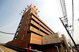 グレイスニシムラ[3階]の外観