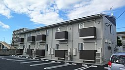 栃木県小山市神鳥谷4の賃貸アパートの外観