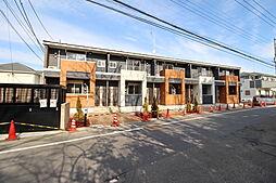 JR川越線 南古谷駅 徒歩15分の賃貸アパート