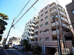 兵庫県神戸市兵庫区兵庫町1丁目の賃貸マンションの外観
