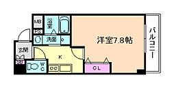 ライフフィールド福島吉野[3階]の間取り