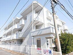 神奈川県厚木市及川1丁目の賃貸マンションの外観