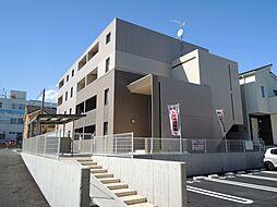 TSU・BA・KI B棟[2階]の外観
